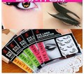 Min. order is $15 (mix order) Hot-selling sexy prom make-up cat-eye 7296 black