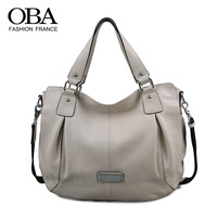 New women's handbag 2013 spring and summer bags fashion vintage genuine leather handbag messenger bag big bag 2017