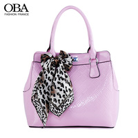 New women's handbag 2013 spring and summer fashion 's charming silk scarf japanned leather handbag shoulder bag 2185