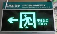 Isointernational russell led fire emergency lights highlight the marker light indicator lamp 332