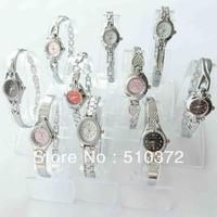 free shipping 10pcs/lot Mixed Bulk Lots 10pcs Stylish Lady Wrist Women Watch A42