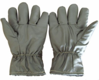 Dust proof high temperature resistant gloves special 300 aramid material