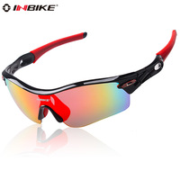 Inbike ig911 riding eyewear outdoor sports mountain bike goggles eyewear windproof polarized sun  Free shipping