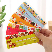 New cartoon memo pads, Sticky notepad, N-times stickers (SS-6720)
