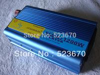 Pure Sine Wave Power Inverter 500W / 1200W DC 12v - AC 210v 220V 230v 240V free shipping