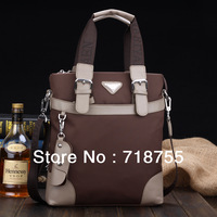 Freeshipping new arrival Hot selling 2013 fashion man bag oxford fabric handbag casual cross-body bag briefcase bag,men's Bags