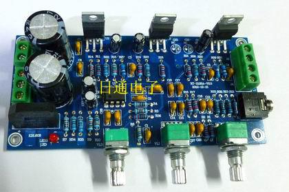 Электроника tda2030a 2.1,