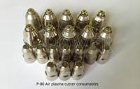 High quality P-80 Air plasma cutter consumables&20pcs