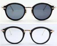 Brownlee thom browne tb011 sunglasses glasses plain mirror myopia
