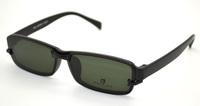 Myopia tr90 myopia black eyeglasses frame magnet polarized myopia mirror driver 5111
