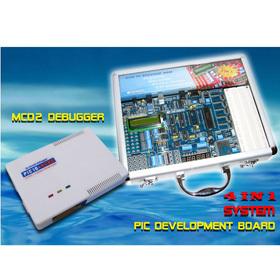 Mcu pic mcd2 artificial device ql200b development board kit