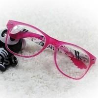 Rivet meters glasses frame eyeglasses frame lens glasses