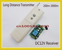 3000M Long Range Distance Remote Control Switch System for blasting engineering Fire-fighting engineering Momentary Toggle Latch