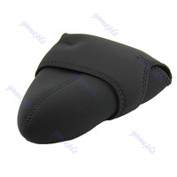 Neoprene Camera DSLR Lens Soft Bag Pouch Case Protector For Canon 350D 400D 450D