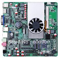 All-in-one motherboards with Intel 847/1007/1037 sandybridge Ivybridge Celeron Intel NM70 chipset VGA LVDS Dual-HDMI 6*RS232