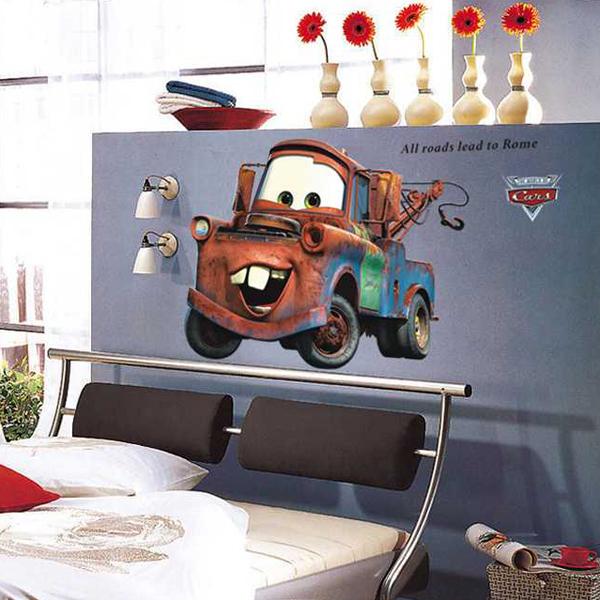 Retro slaapkamer meubels : Online kopen Wholesale retro auto stickers ...