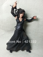 RERE! LOOSE CONDITION NECA Harry Potter Order of Phoenix Series 3 Bellatrix Lastrange Action Figure 7""