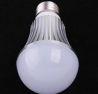 Free shipping 10pcs/lot 5W 7W Ultra Bright Warm White LED Bubble ball lamp, E27 LED Bulb, Bedroom lighting