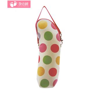 Betta bottle insulation bag bright color dot