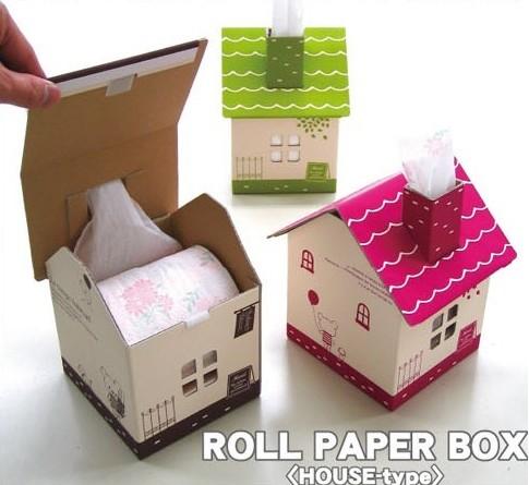 Grátis frete dobradura de papel Diy desktop pequena de tecido de bombeamento tecido caixa de bombeamento caixa de armazenamento de 2013(China (Mainland))