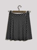 Fashion summer aa vintage high waist three-dimensional expansion skirt short skirt sheds half-skirt