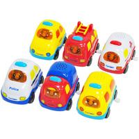 Wind up cartoon car toy acoustooptical clockwork barrowload wind up toys 27