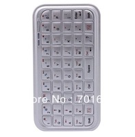 Mini Wireless Bluetooth Keyboard for iphone 4,for ipad,smartphone,free shipping