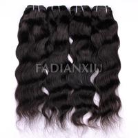 Free shipping Natural human hair  extension virgin hair native hair extension
