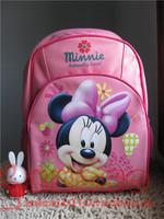 Primary school students school bag burdens cartoon child backpack