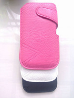 New Fashion Leather Case Pouch phone bags cases for Lg optimus l7 p705 Cell Phone Accessories