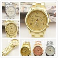watch factory wholesale geneva watch Lowest price Free shipping FEDEX / UPS 50pcs/lot