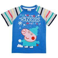 FREE SHIPPING C4185# Kids wear clothing 2013 fashion hot cotton peppa pig short sleeve t-shirts