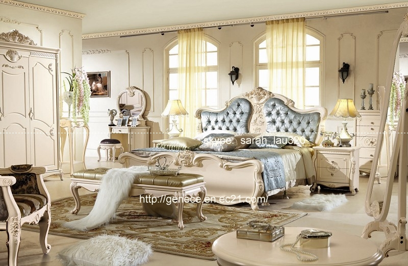 French Style Cheap Bedroom Furniture Sets On French Style Furniture