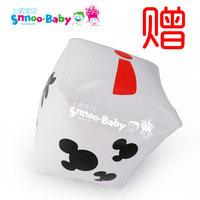 Baby Crowling Mat Toy, special make for Monopoly playing mat. Inflatable dice toy with bell inside puzzle toys