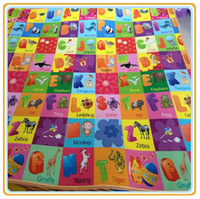 2014 New New Arrival < 3 Years Old Play Mats Baby Toy Floor Mat Child Baby Crawling Mat Double Faced Thickening 300cm 180cm 1cm