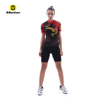 2013 MONTON EVO women pro team bicycle clothing