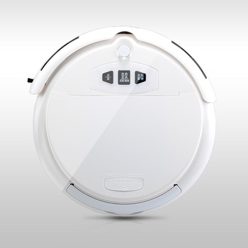 Lucky 740l robot intelligent cleaning robot fully-automatic household vacuum cleaner wipe