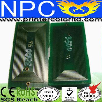 For Ricoh SP C820 821DN 821 chip compatible color laser printer cartridge reset toner chip for Ricoh c820