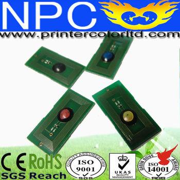 color laser printer cartridge reset toner chip for Ricoh c820 chip reset toner chip for Ricoh c820 chip