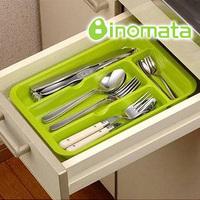MINI ORDER $20 (CAN MIX OEDER) drawer cutlery tray finishing wheel chopsticks spoon storage tray storage box
