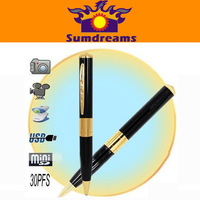 HD Mini Pen Camera DVR Pen Hidden Camera Pinhole Color Security Camera Pen