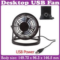 3 pcs/Lot_ USB Mini Desktop Power PC Laptop Fan Desk Table MAC _Free Shipping