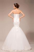 lace wedding dress 2013 hot selling Perfect Slim fishtail wedding dress bride wedding dress 2013 Summer wedding dresses 1