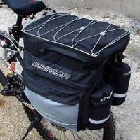 mountain bike Bicycle Bag Bicycle luggage bag 600Dnylon fabric 43L