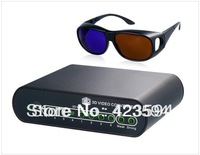 HDMI 2D to 3D 1080P High-Definition Video Converter Box for Amber/ Blue Glasses (Black)