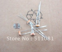 Free shiping 200PCS GL5539 5539 Light Dependent Resistor LDR 5MM Photoresistor wholesale and retail Photoconductive resistance