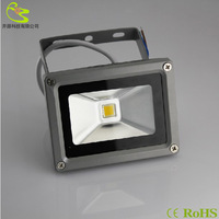 Free shipping 10w Led Flood  IP65 Waterproof 1000lm 85-265v Outdoor wall light Led Flood light 10w