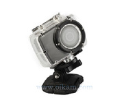 Free Shipping 1.5inch LCD HD 1080P Helmet Waterproof SPORT CAM DVR Action Camera With Remote Control