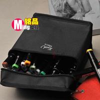 Free Shipping Touch3 mark pen pencil case pop mike pencil case for 36 48 60pcs bag, 3 bags/set