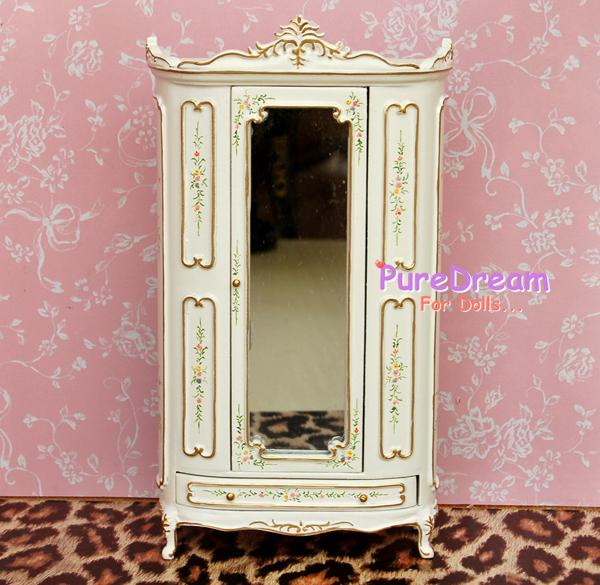 Wardrobe Closet: Wardrobe Closet Dollhouse Furniture Cheap